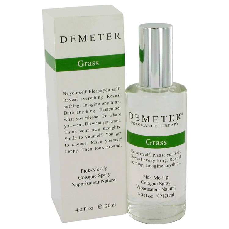 demeter fragrance library grass