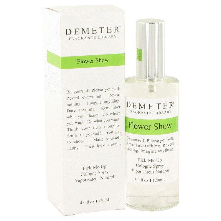 demeter fragrance library flower show