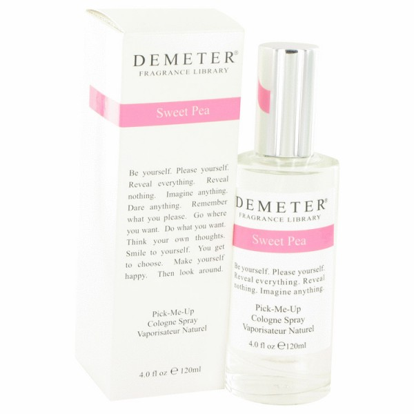 demeter fragrance library sweet pea