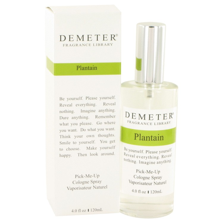 demeter fragrance library plantain