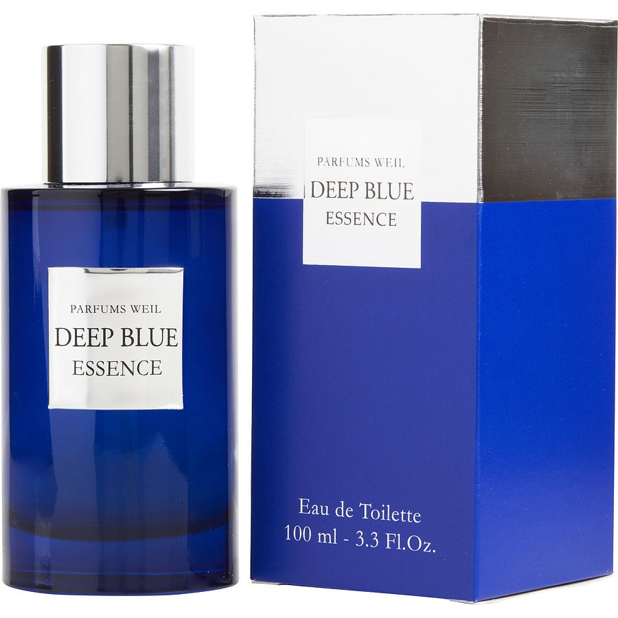 weil deep blue essence