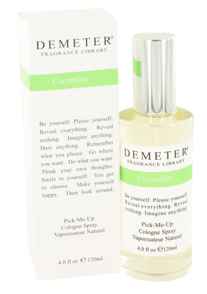 demeter fragrance library cucumber