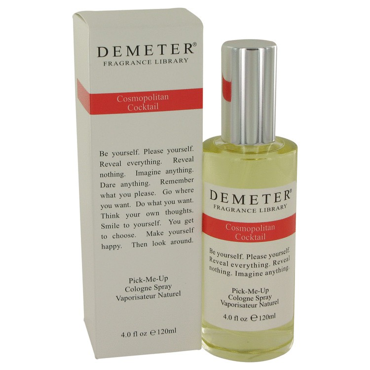 demeter fragrance library cosmopolitan cocktail
