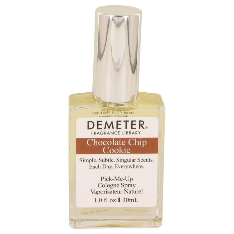 demeter fragrance library chocolate chip cookie
