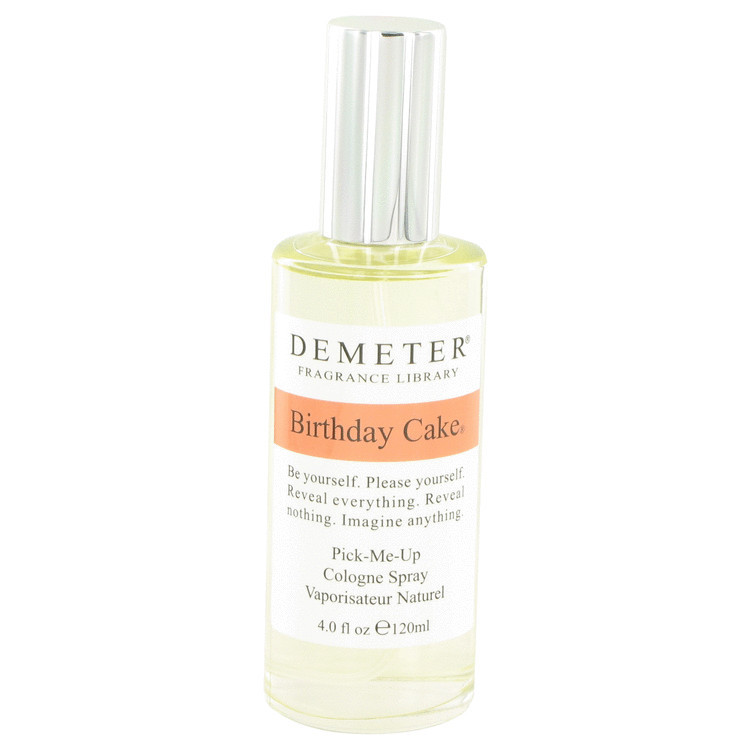 demeter fragrance library birthday cake