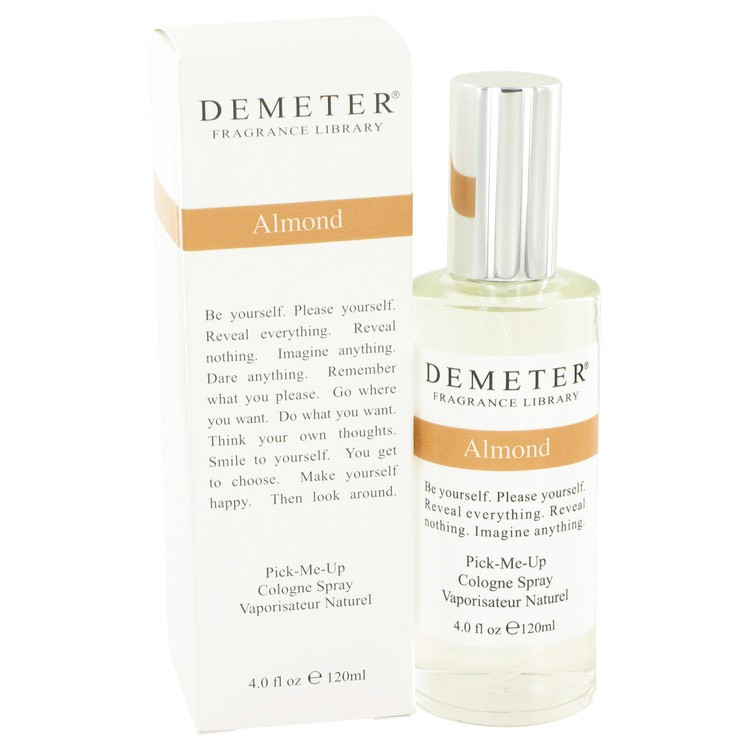 demeter fragrance library almond