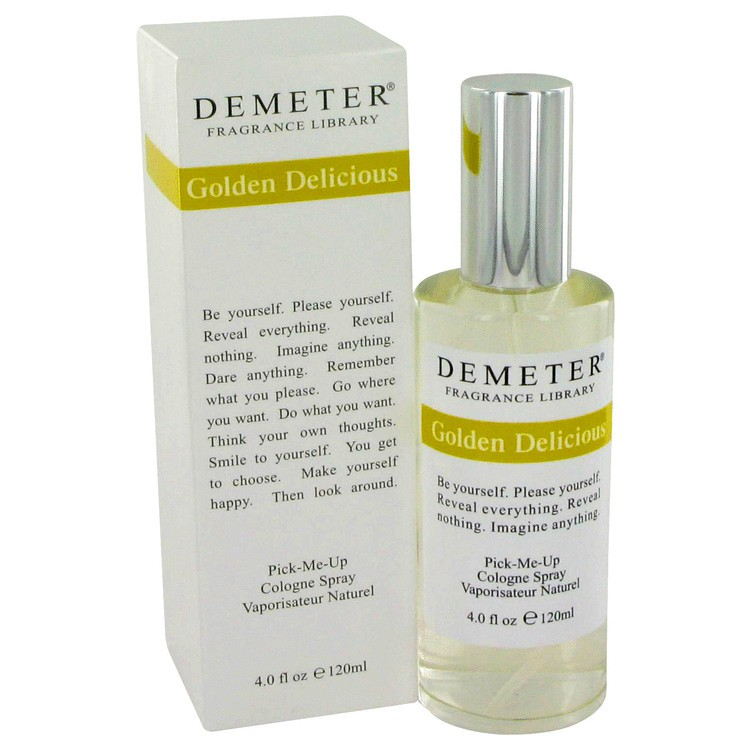 demeter fragrance library golden delicious