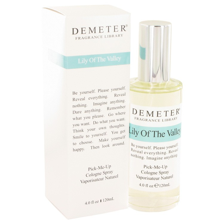 demeter fragrance library lily of the valley