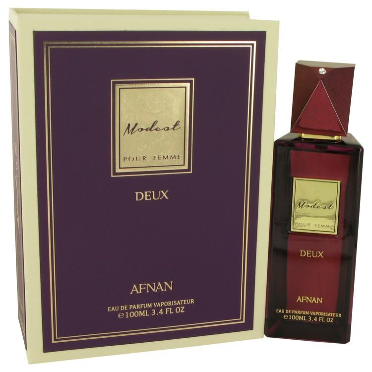 afnan perfumes modest deux pour femme