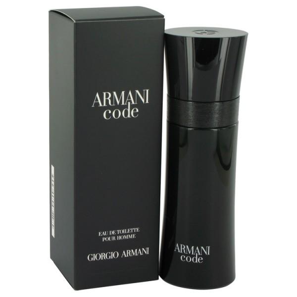 Armani Code Giorgio Armani Eau De Toilette Men 75 Ml