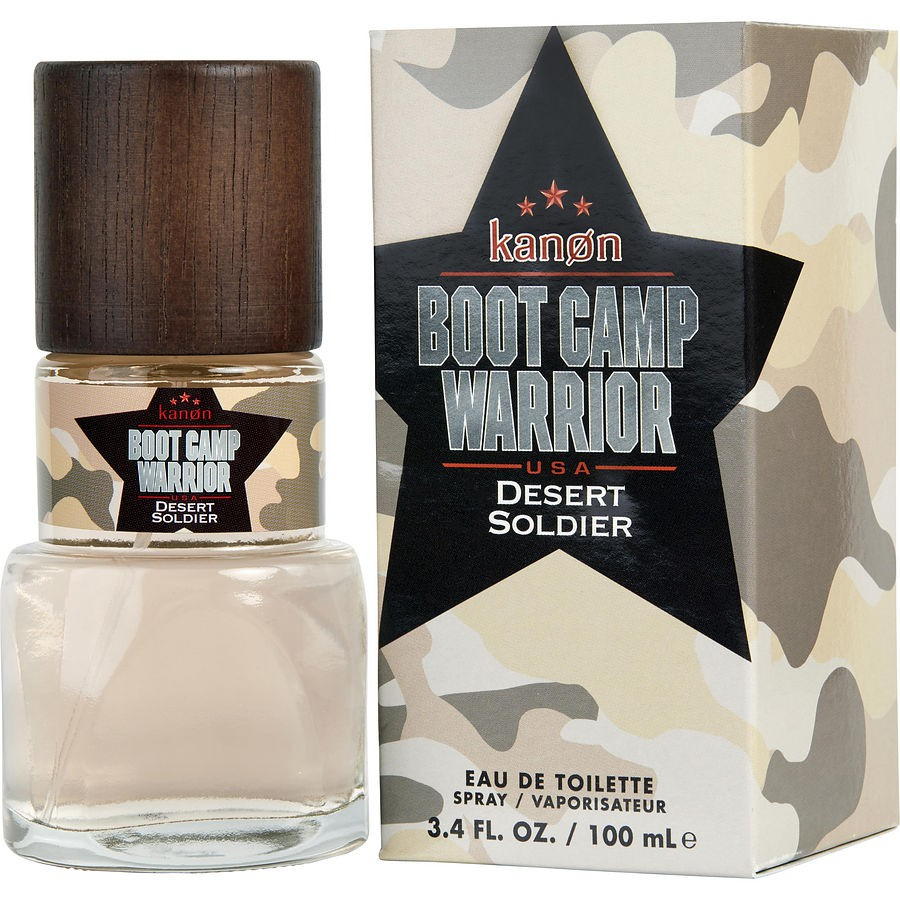 kanøn boot camp warrior - desert soldier