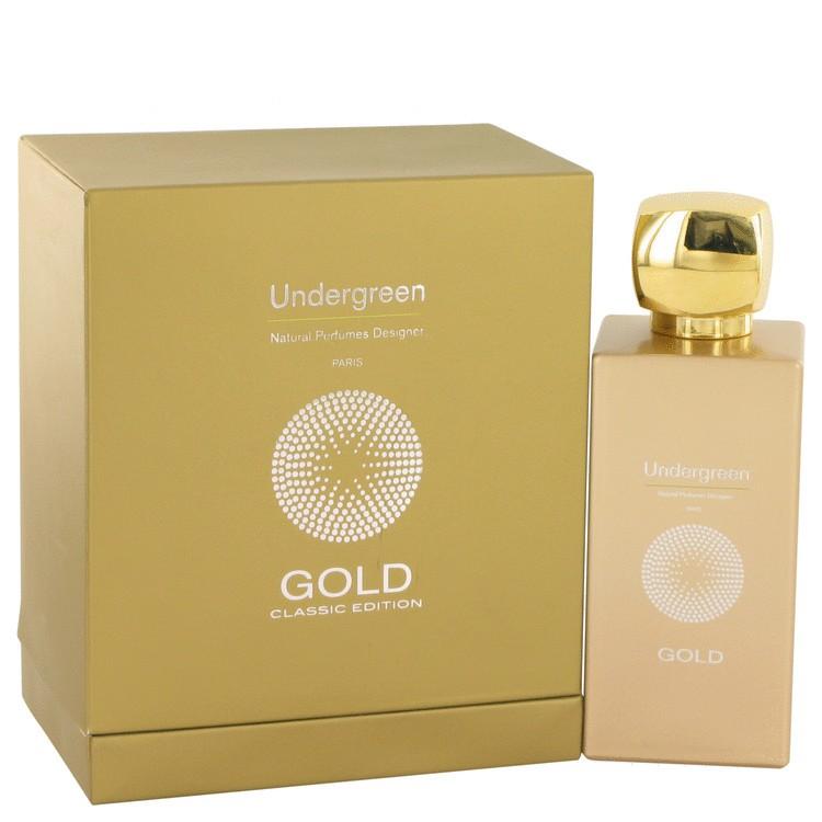 undergreen gold
