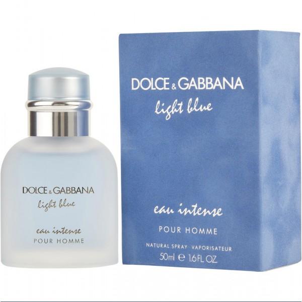 Light blue Pour Homme Eau Intense Dolce   Gabbana Eau de Parfum ... 452585740434