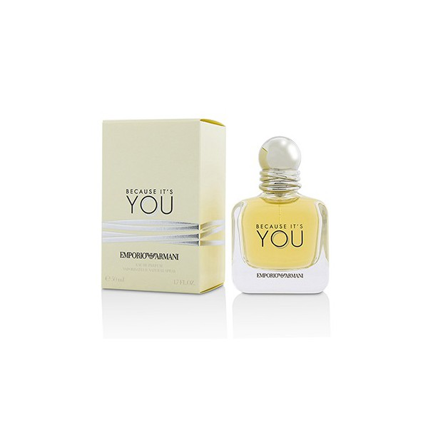 Emporio Armani Because Its You Giorgio Armani Eau De Parfum 50 Ml