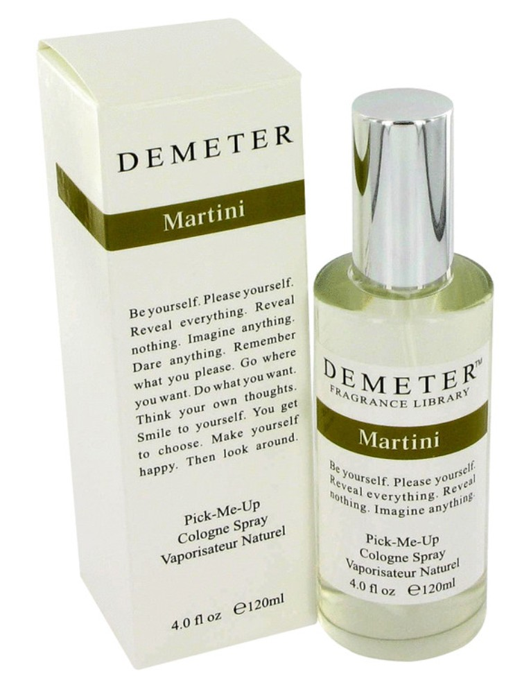 demeter fragrance library martini