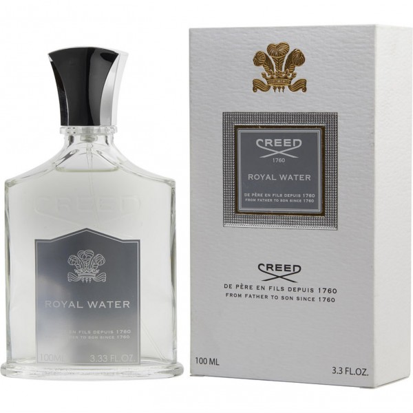 Royal Water Creed Eau De Parfum Men 100 Ml Sobeliacom