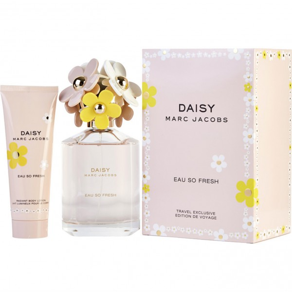 Daisy Eau So Fresh Marc Jacobs Gift Box Women 100 Ml