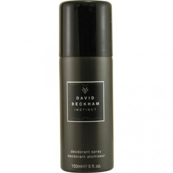 Instinct David Beckham Deodorant Spray 150ml Sobelia