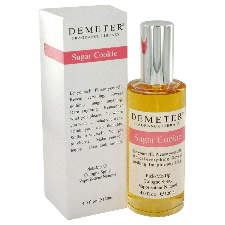 demeter fragrance library sugar cookie