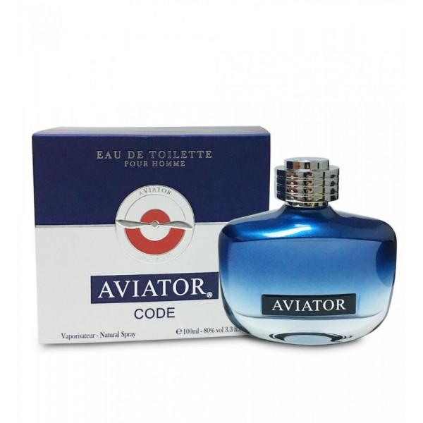 paris bleu aviator code
