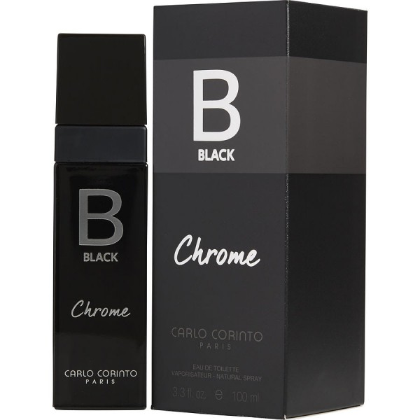carlo corinto black chrome