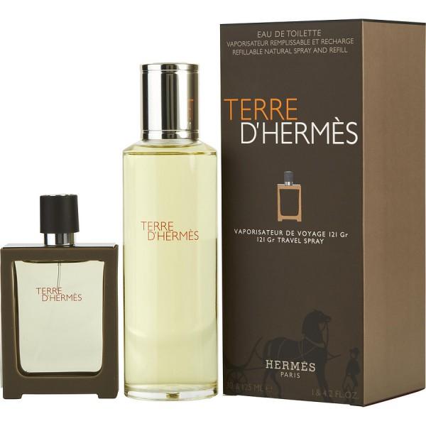 Terre Dhermès Hermès Gift Box Set 155ml