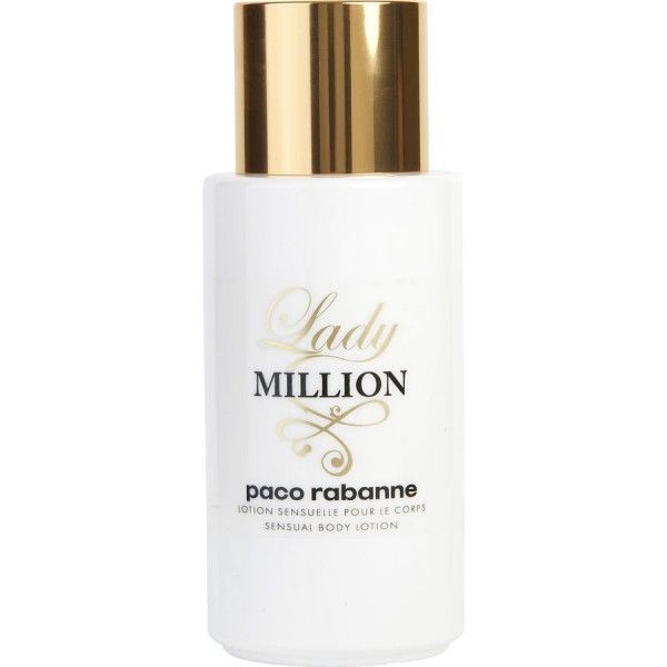 Lady Million Paco Rabanne Body Lotion 200ml Sobelia