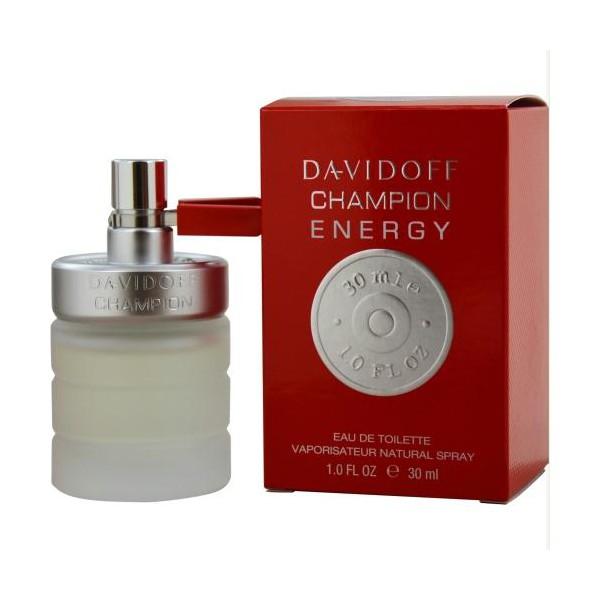 Champion Energy Davidoff Eau De Toilette Spray 30ml Sobelia