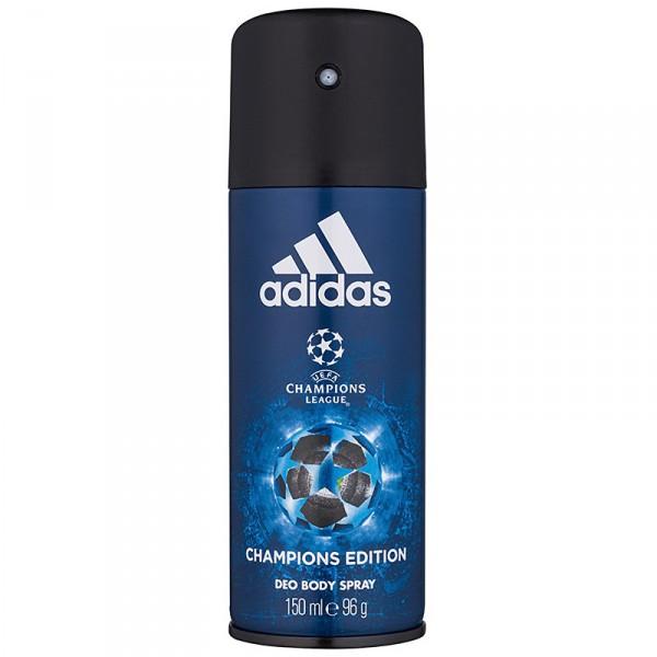 Adidas Uefa Champions League Body Spray Men 150 Ml Champions Edition