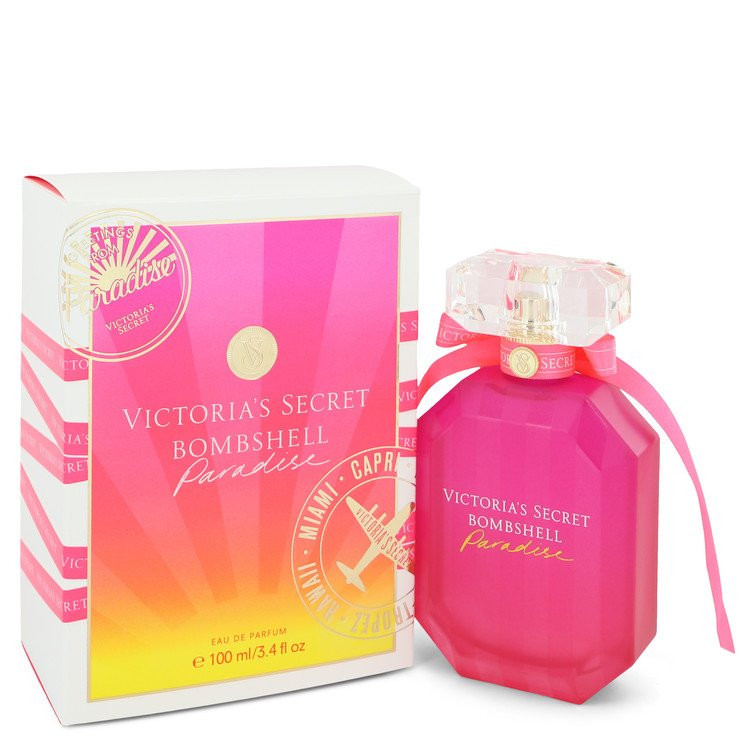 victoria's secret bombshell in paradise