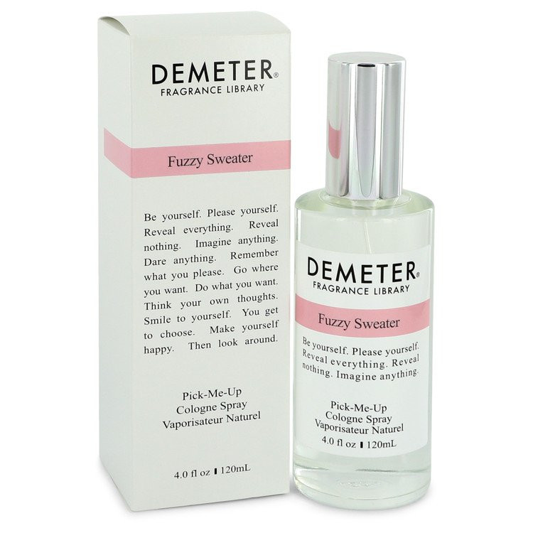 demeter fragrance library fuzzy sweater