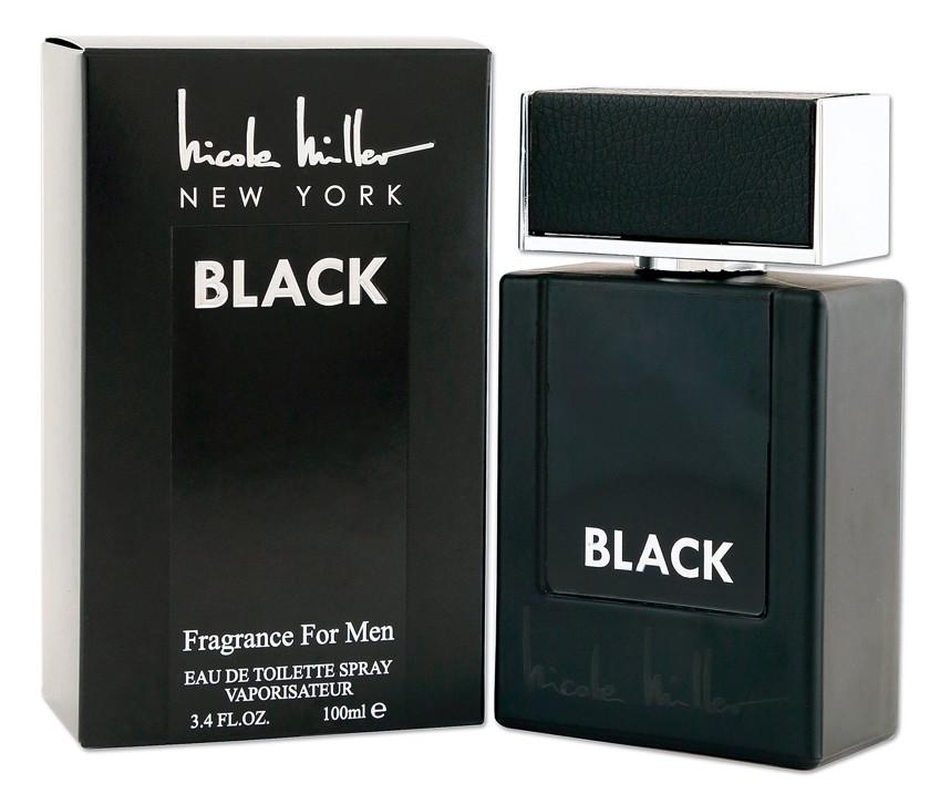 nicole miller black
