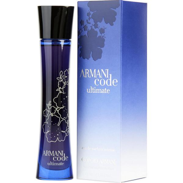 giorgio armani armani code ultimate pour femme
