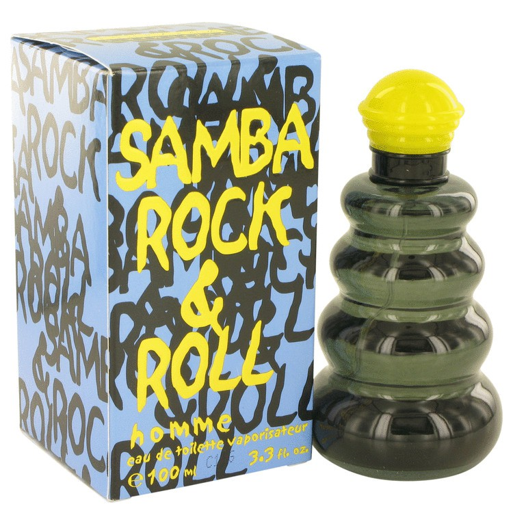 perfumer's workshop samba rock & roll homme