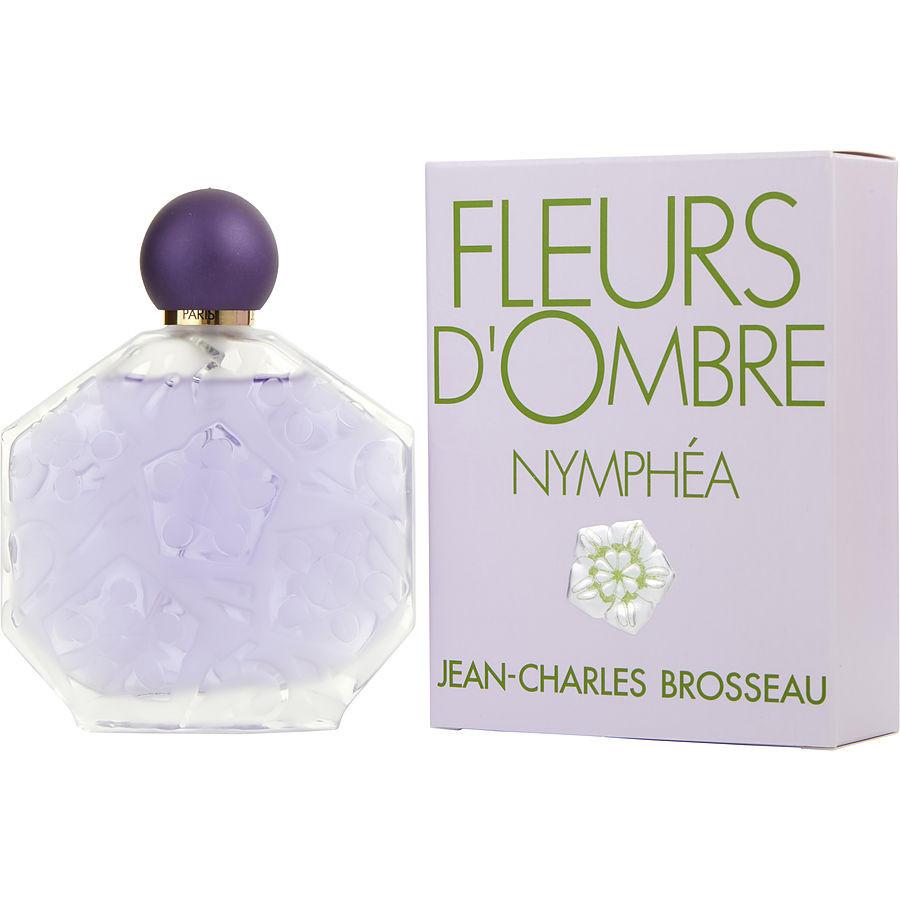 jean-charles brosseau fleurs d'ombre - nymphea