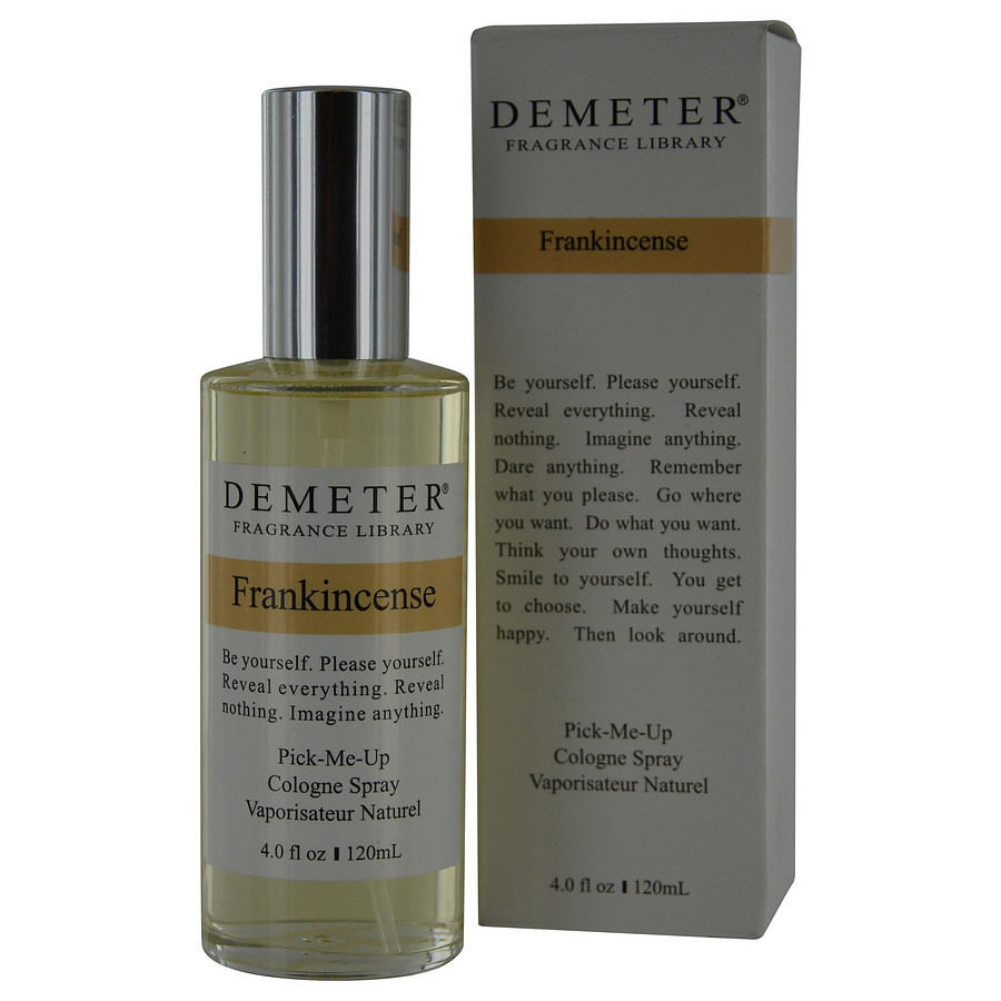 demeter fragrance library frankincense