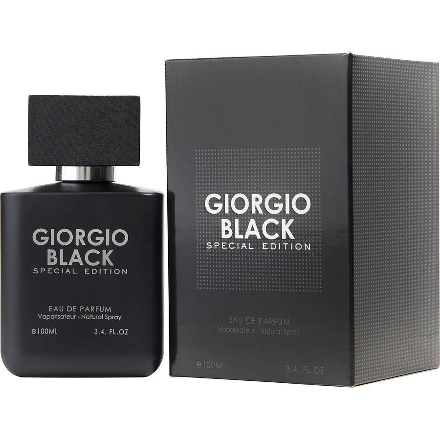 giorgio armani emporio armani - diamonds for men black carat