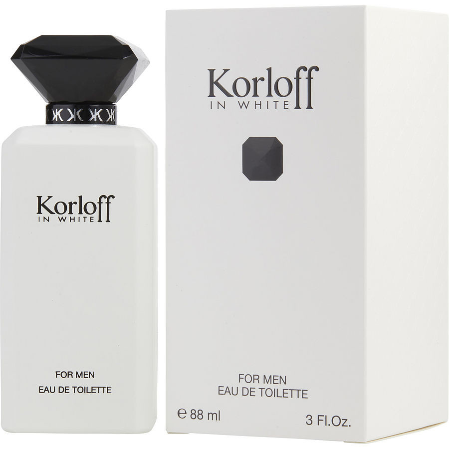 korloff korloff in white