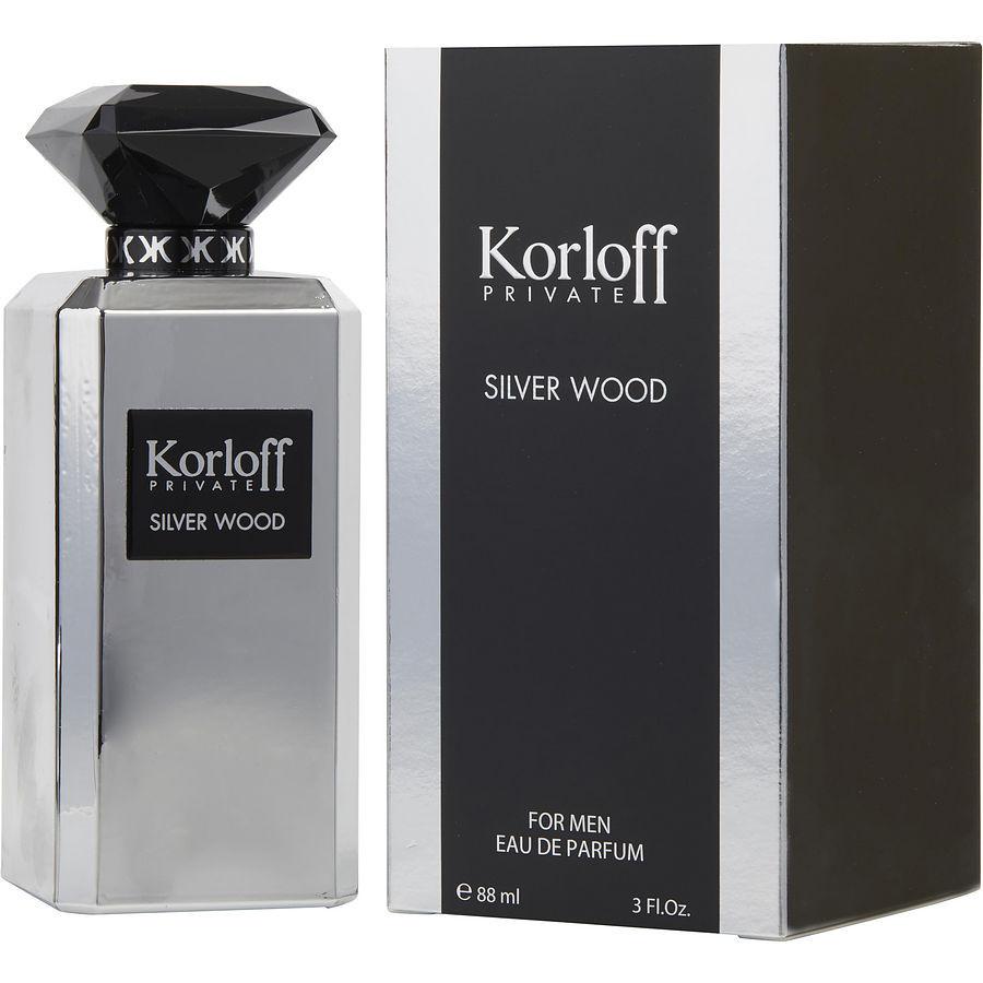 korloff korloff private - silver wood