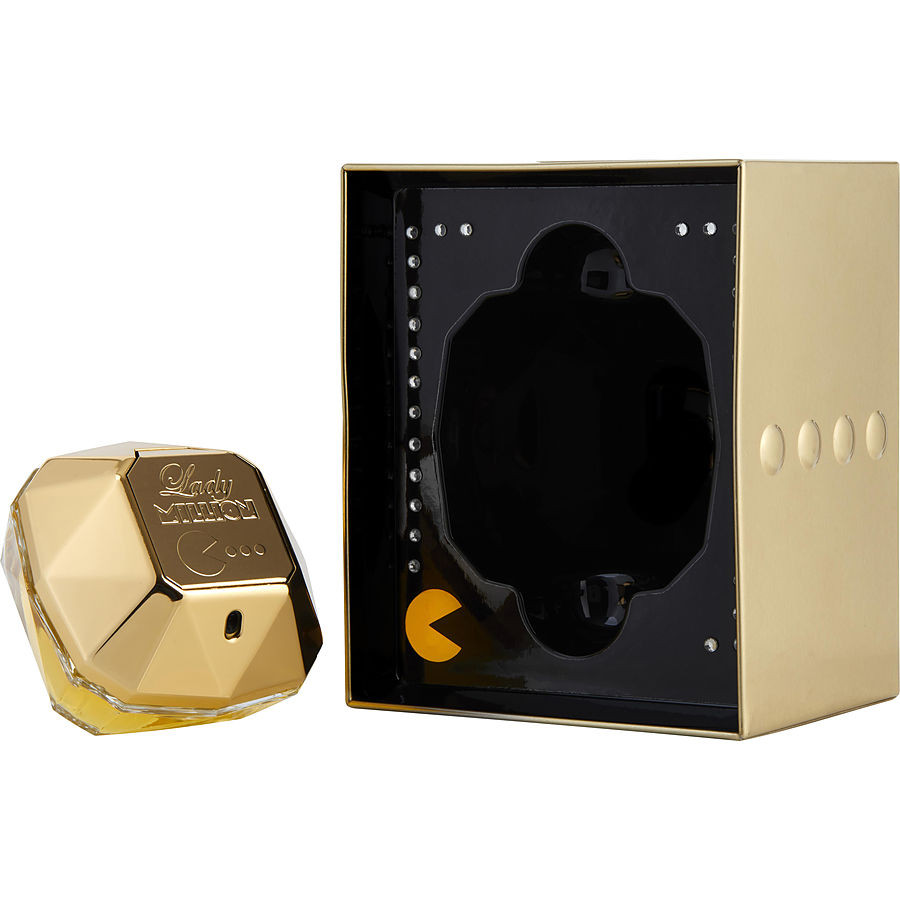 paco rabanne lady million collector's edition