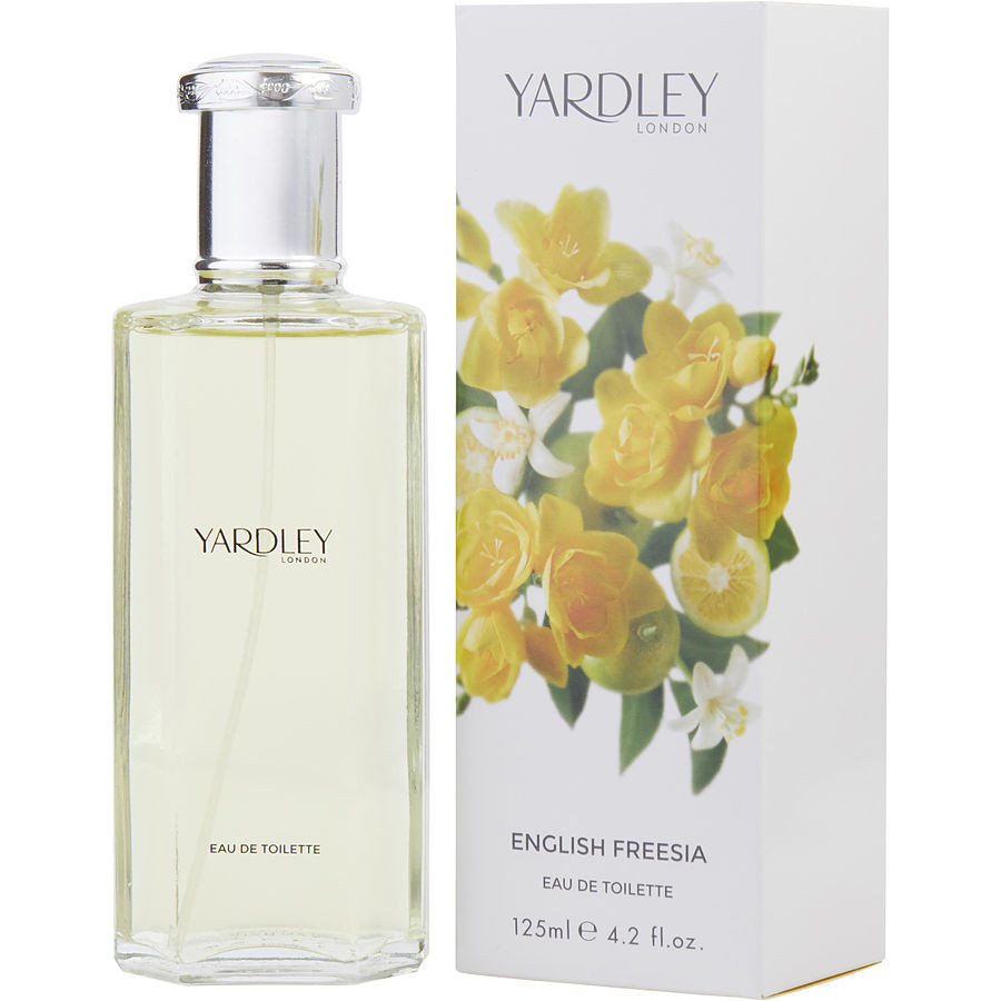 yardley english freesia