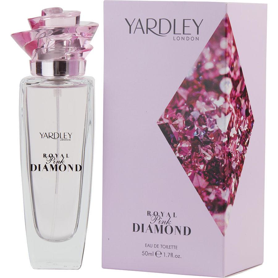 yardley pink lace