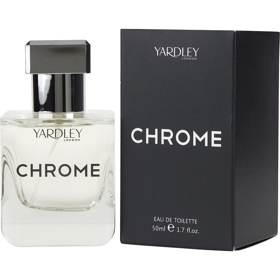 yardley chrome