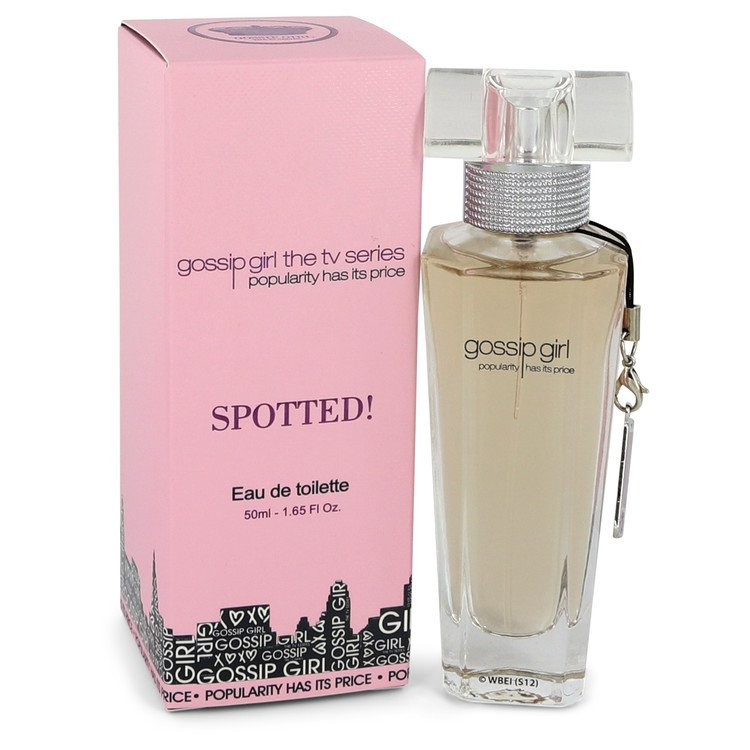 scentstory gossip girl spotted!