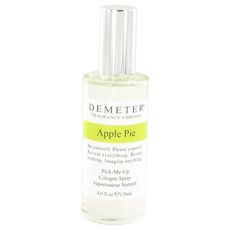 demeter fragrance library apple pie