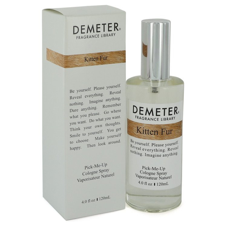 demeter fragrance library kitten fur