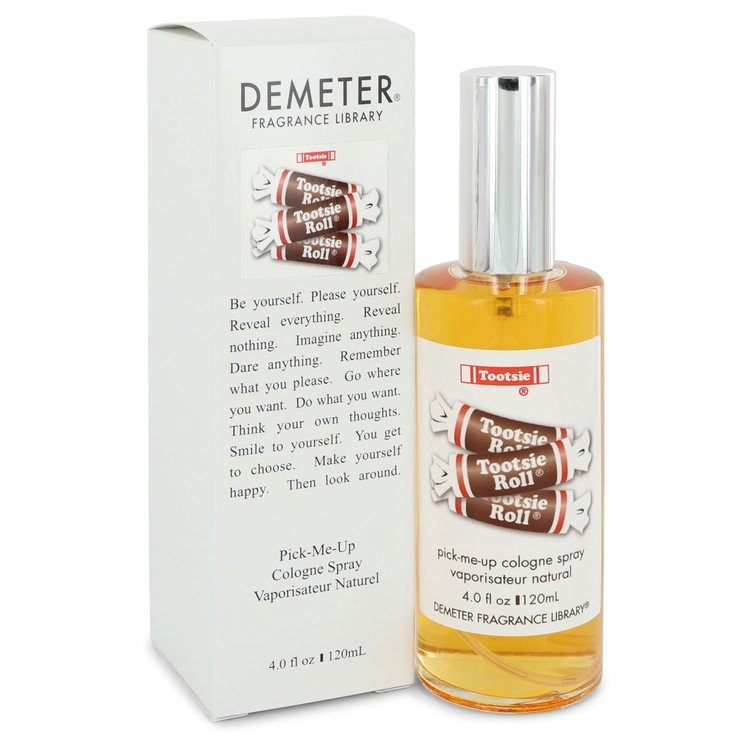 demeter fragrance library tootsie roll