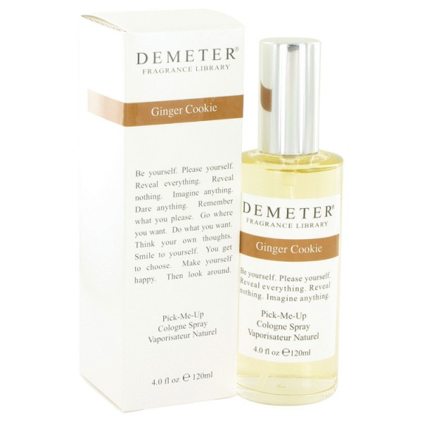 demeter fragrance library ginger cookie