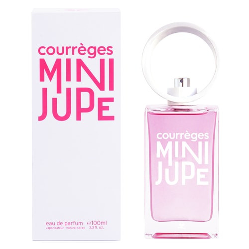 courreges mini jupe