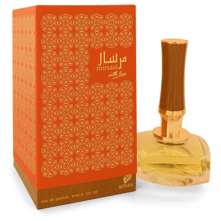 afnan perfumes mirsaal with love